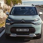 Semmi máshoz nem hasonlítható arcot kapott a megújult Citroën C3 Aircross