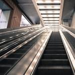 Füstölt a Szent Gellért téri metró mozgólépcsője