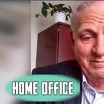 """Tarlós István a Home office-ban: """"Az óvatosság nem árt, de a paranoia káros"""""""