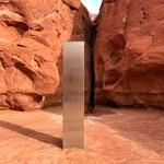 Megvan, kik vitték el a titokzatos fémoszlopot az amerikai sivatagból