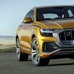 Itt az utca új királya? - megjelent az Audi Q8