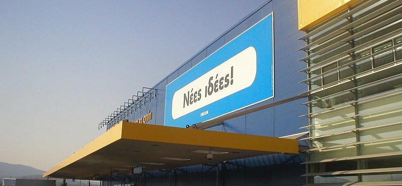 Elnézést kért az IKEA a fekete színésztől, amiért nem vették fel egy görögöknek készített reklámba
