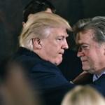 Donald Trump korai stádiumú demenciában szenvedett Steve Bannon szerint – állítja egy TV-producer