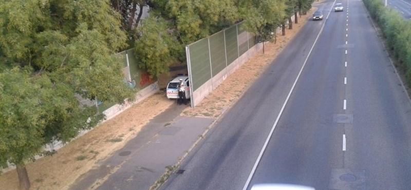 Nem sietik el a lesből traffizó rendőrök elleni vizsgálatot