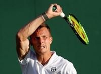 Australian Open: Fucsovics simán továbbjutott, Federerrel is játszhat