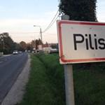 Baleset miatt lezárták a 10-es út piliscsabai szakaszát