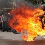 Újabb tibeti önégető halt bele a sérüléseibe