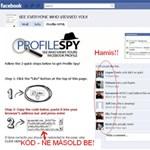 Ezt nem lájkoljuk: támadás a Facebook felhasználók ellen
