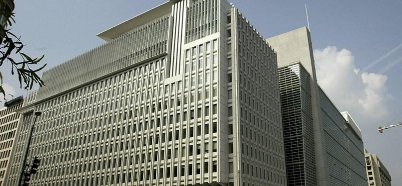 Világbank: 60 millió embert taszíthat nyomorba a koronavírust kísérő válság