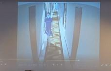 Sportlövőbotrány: bemutatták a videót, amelyen Sidi Péter beoson riválisa szobájába
