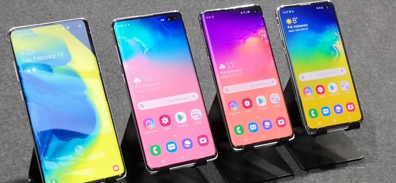 Kiszivárgott, milyen Galaxy S11-eket dob majd piacra a Samsung