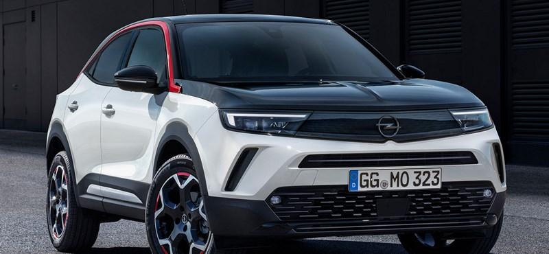 Magyarországon a teljesen új Opel Mokka
