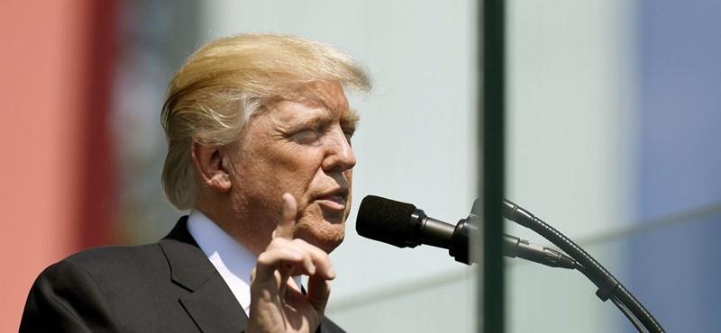 Trump: A Fehér Ház egy szemétdomb