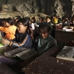 Képek: így néz ki a világ leghátborzongatóbb iskolája