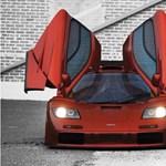 Kevés jobb befektetés van manapság, mint egy McLaren F1