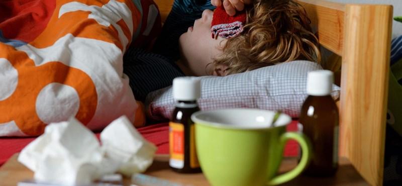 A koronavírus nem, az influenza viszont kezd visszavonulót fújni