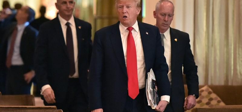 Már a Wall Street is dolgozik Donald Trump megbuktatásán
