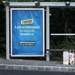 Beintés: itt az Együtt, a PM és a MoMa népszavazási plakátja