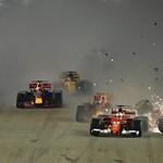 Itt az újabb változás az F1-ben