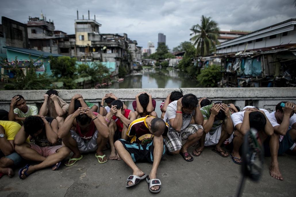 afp.16.11.07. Drogháború a Fülöp-szigeteken. Drog,drogháború, Fülöp-szigetek.