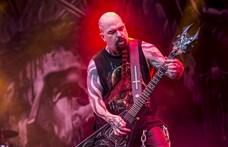 Maga a szétvarrt Slayer-gitáros üzent a magyar rajongóknak