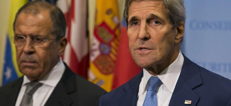Tűzszünetet köthetnek a héten Szíriában