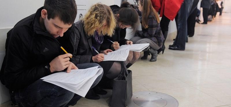 A középiskolások fele dolgozik tanulás mellett