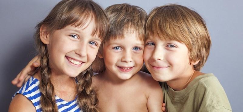 Elsőszülött vagy a legkisebb? Ennyi minden múlik a testvérek sorrendjén