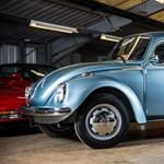 12 milliót ér ez a Volkswagen Bogár, nem véletlenül