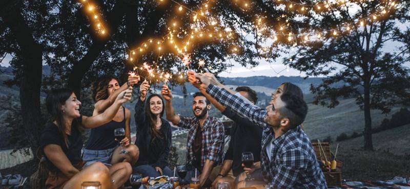 Társasági ember? Bizonyára nem kevés az önbizalma
