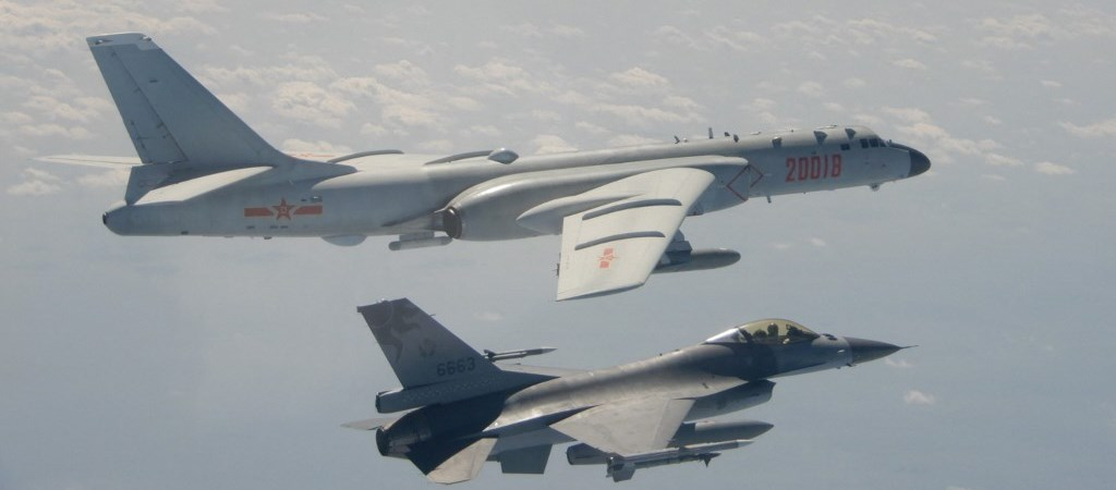 Világ: Kéttucat kínai harci gép hergelte a tajvaniakat   hvg.hu