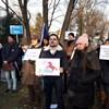 A TV Maci kiszabadítását követelték a Momentum-közeli müncheni tüntetésen
