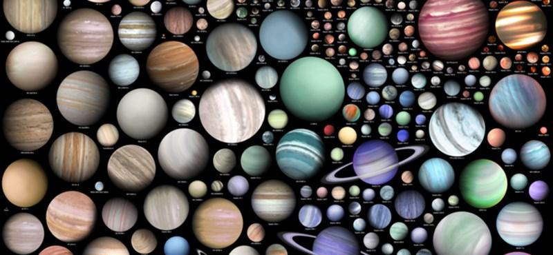Másodpercek alatt dönt: 50 új bolygót fedezett fel a mesterséges intelligencia