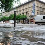 Egyetlen hétvége alatt 1,5 milliárdos kárt okoztak a viharok