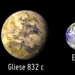 Váratlan felfedezés: újabb Földhöz hasonló bolygót találtak