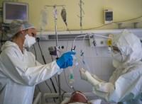 4469 új fertőzöttet találtak, 72 ember elhunyt
