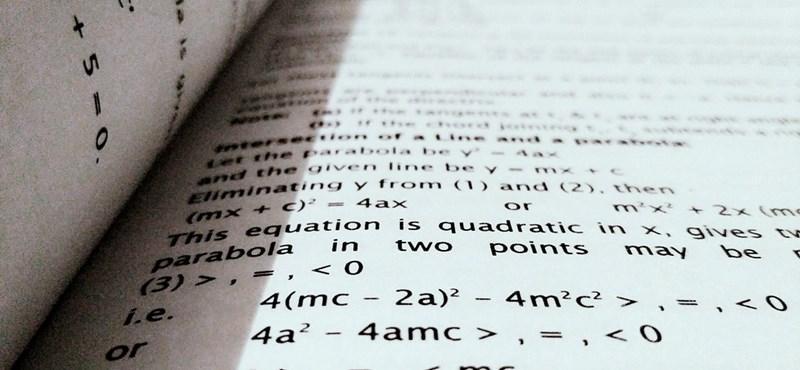 Így szerezhettek ötöst a matekérettségin: négy tipp középszinten vizsgázóknak