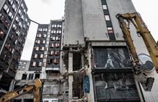 Eltűnik a Váci utca ikonikus épülete