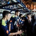 Felcsút: mindenki ott volt Orbán stadionavatóján, aki számít – Nagyítás-fotógaléria