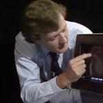 Érdekes: ilyen volt az érintőképernyő 33 éve