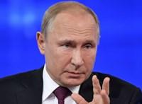 Putyin elismerte: az oroszok rosszabbul élnek