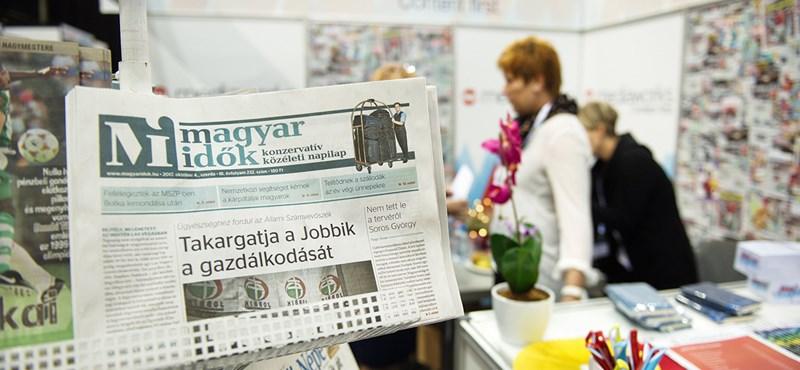 Az Alkotmánybírósághoz fordul a MÚOSZ a fideszes médiagóliát miatt
