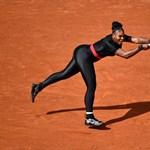 El año que viene, ya no puede jugar al cuerpo negro con su vestido ajustado, Serena Williams