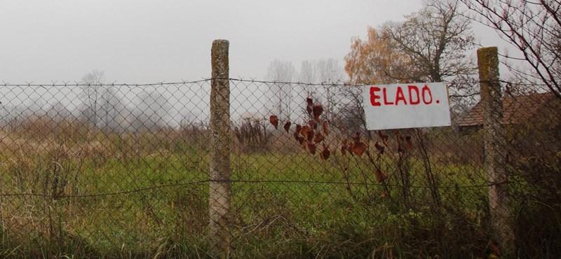 A földtörvény alaposan kitolt a kiskerttulajdonosokkal