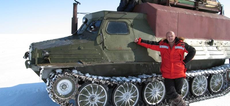 Katonai bázist épít Oroszország az USA határánál