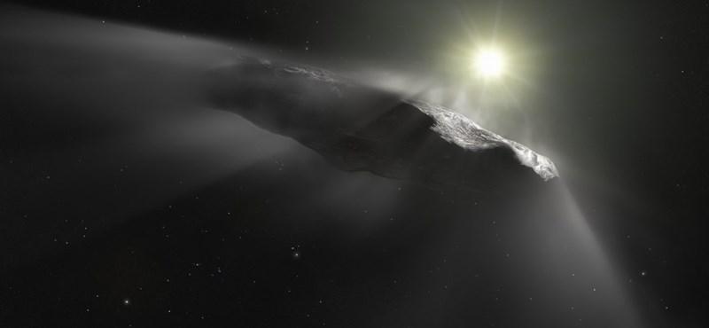 Lehet, hogy mégis ufó? Mesterséges rádiójelek után kutattak a különös üstökösön