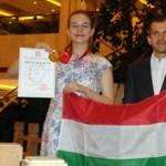 Újabb magyar diák ért el hihetetlen sikert: aranyérem a kínai innovációs versenyen
