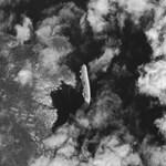 A nap képe: a megfeneklett Costa Concordia óceánjáró egy sirály szemével
