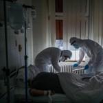 272 koronavírusos beteg hunyt el, 4814 új fertőzöttet találtak