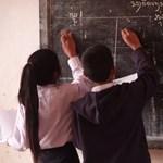 Esélyük sincs a menekült diákoknak, hogy bizonyítsanak